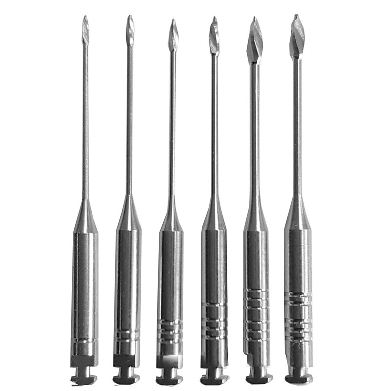 Gates Glidden Drills 28mm Assorted Pack 6 Pcs Per Box