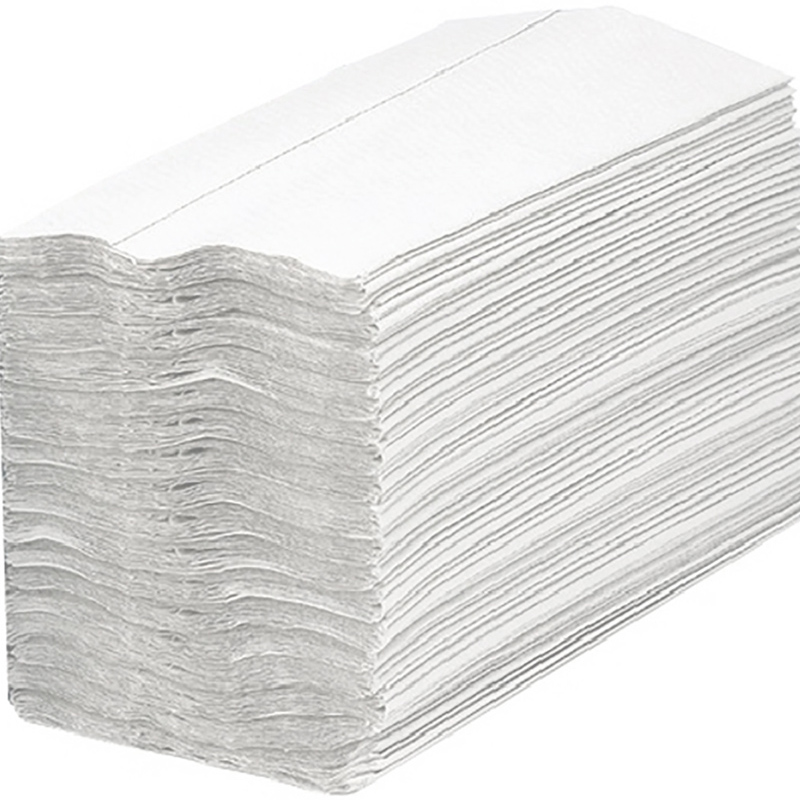White Paper Towels 2400 Per Box