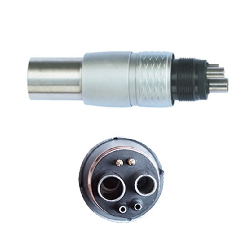 6 Hole Fibre Optic Compatible Coupling