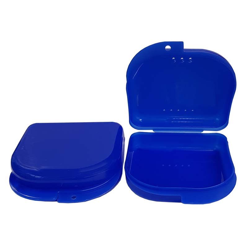 Blue Retainer Boxes 20 Pcs Per Pack